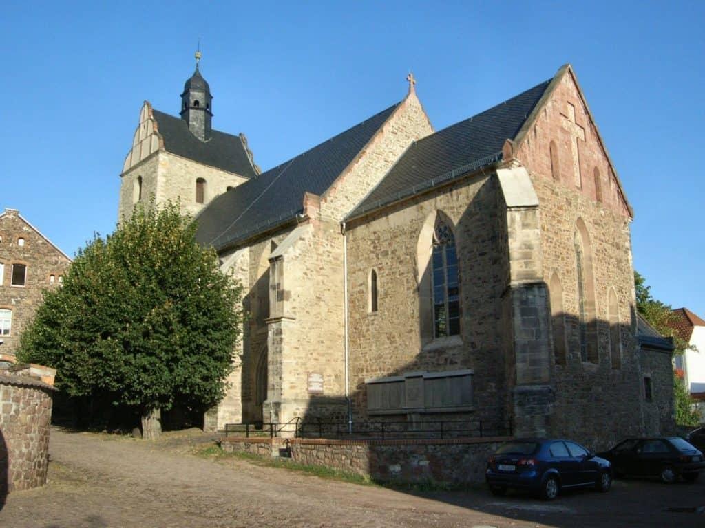 St. Nikolai in Wettin