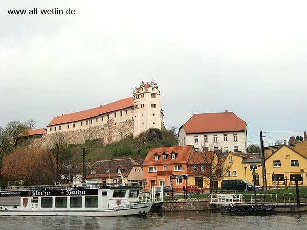 Wettin Burg Saale